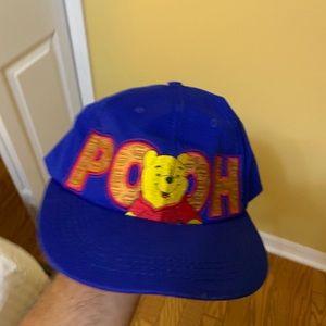 Vintage 90s Winnie the Pooh Hat